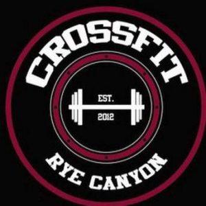 CrossFit Rye Canyon logo