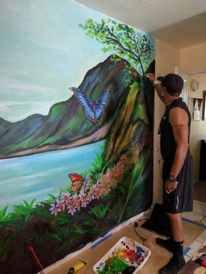 DVC mural Randall Williams 1