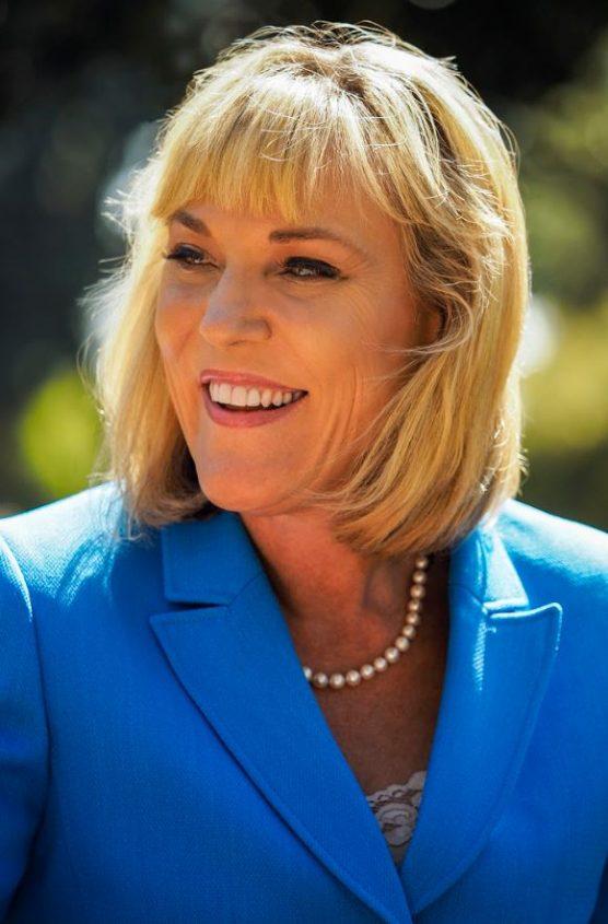 5th District Supervisor Kathryn Barger