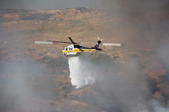 Lake Hughes Fire News Source L.A. 1