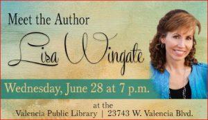 Lisa Wingate, author