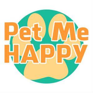Pet Me Happy Treats logo