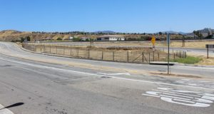 Proposed Taco Bell site in Castaic