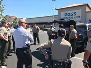 Valencia Marketplace standoff SCV Sheriff's deputies