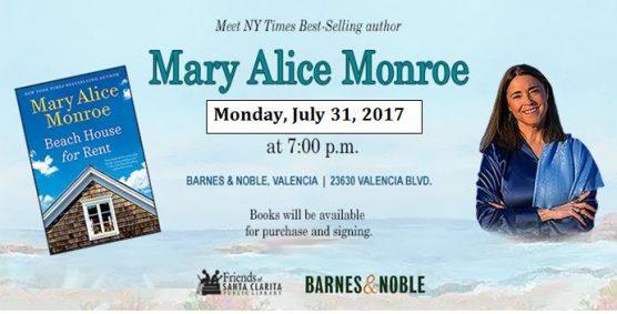 Author Event Mary Alice Monroe