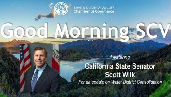 SCV Chamber Good Morning SCV breakfast with State Senator Scott Wilk