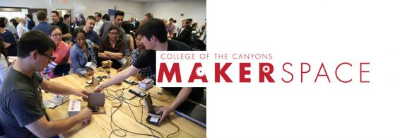 College of the Canyons MakerSpace 3