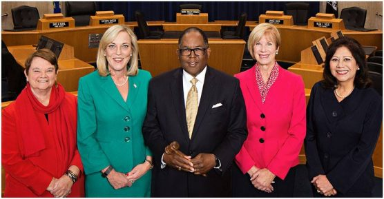 Los Angeles County Supervisors july 16 meeting agenda