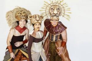 Teenage Drama Workshop production of 'Lion King Jr. at CSUN