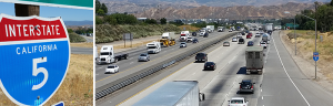 Interstate 5 paving rehab project