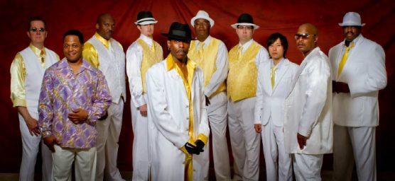 Kalimba Earth Wind & Fire tribute band
