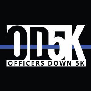Officers Down 5K logo