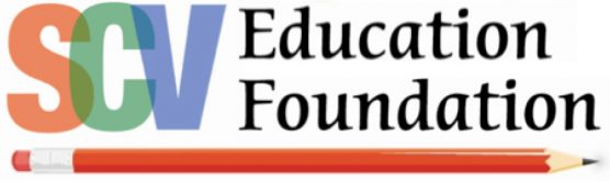 SCV Education Foundation logo - hall of fame