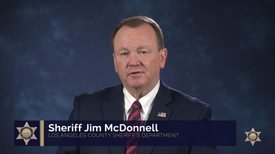 Jim McDonnell, Los Angeles County Sheriff