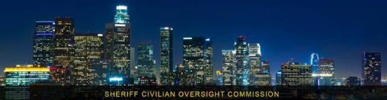 Sheriff Civilian Oversight Commission logo