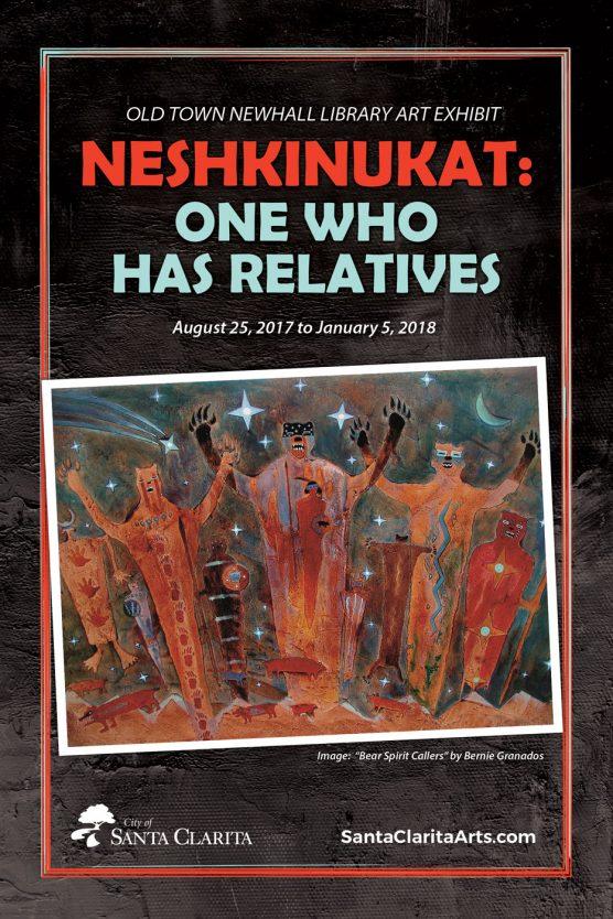 Neshkinukat Native American exhibit