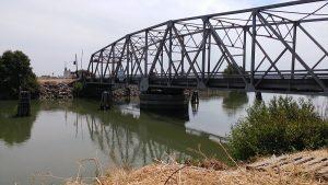 Delta bridge. | Photo: Nick Cahill