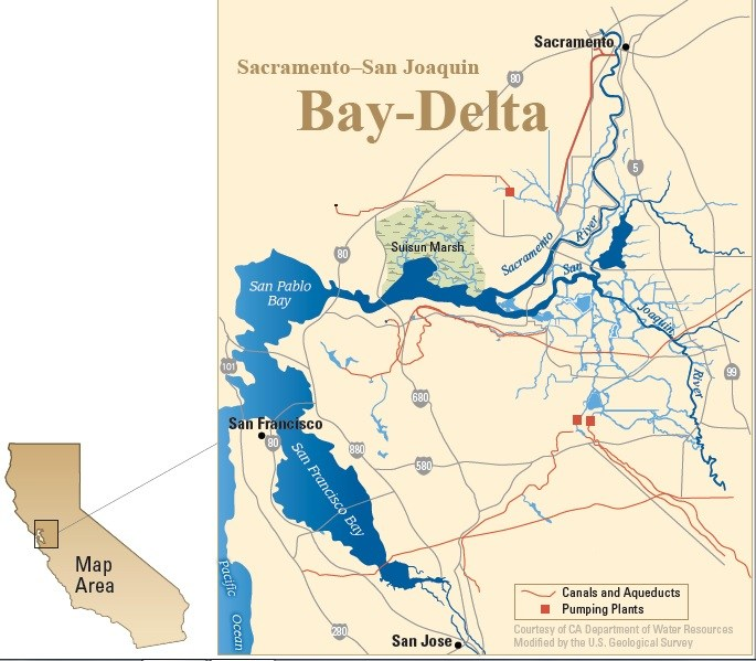 SCVNews.com | California Suit Seeks to Extend Water Contracts | 12 on