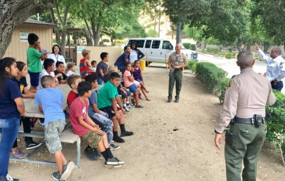 S.H.A.R.E. visits students in Val Verde
