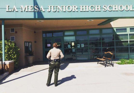 Natalie Hidalgo, SCV Sheriff's Station school resource deputy