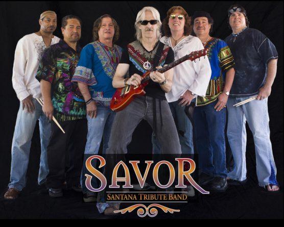 Savor, Santana tribute band