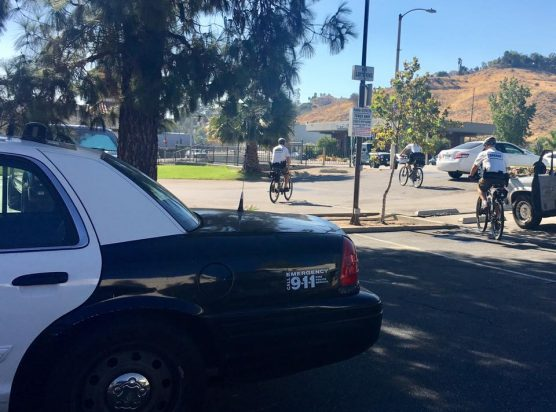 SCV Sheriff's Station bicycle patrol