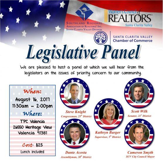 SRAR Legislative Panel