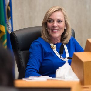 L.A. County Supervisor Kathryn Barger, Fifth District
