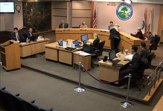 Santa Clarita City Council sc
