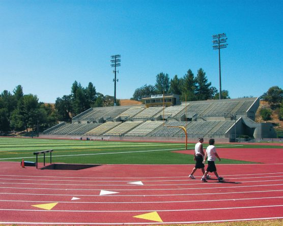 leap-a-thon at Cougar Stadium, College of the Canyons, homecoming