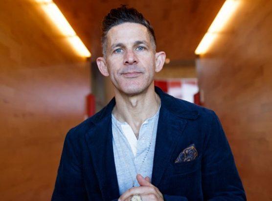 CSUN English professor Martin Pousson