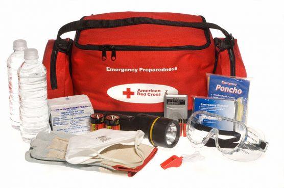 FEMA disaster emergency kit