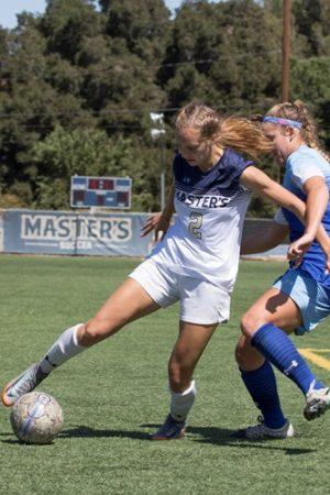 The Master's University women's soccer