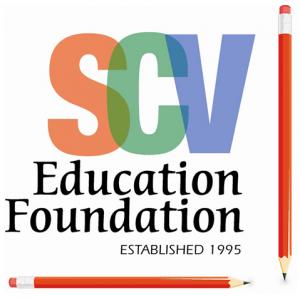SCV Education Foundation square logo