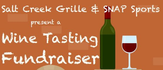 SNAP Sports fundraiser at Salt Creek Grille