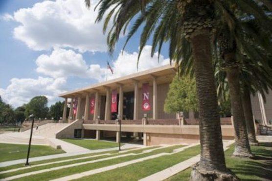 CSUN Oviatt Hall