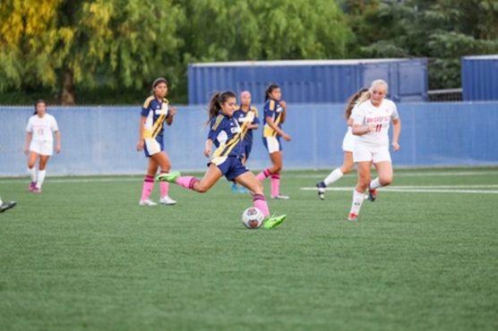 COC Girls Soccer