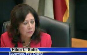 Hilda Solis