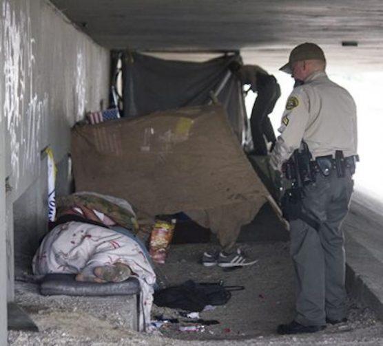 homelessness crisis