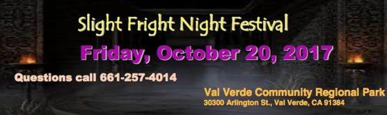 Val Verde Park Halloween