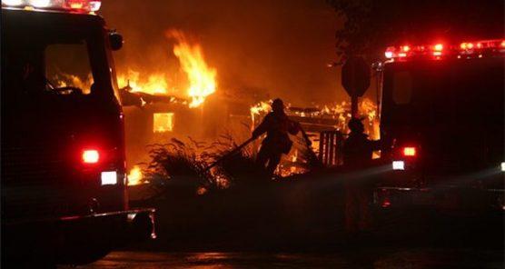 Buckweed Fire