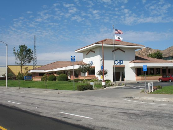 CHP Newhall office