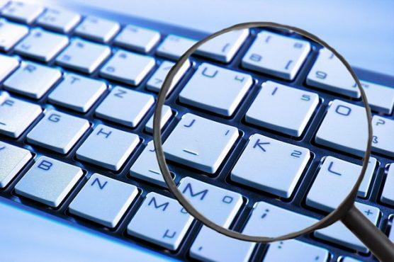 computer keyboard cybercrime hackers