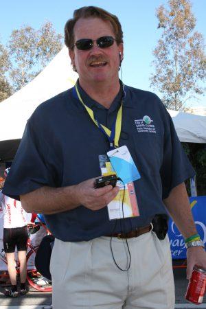 Rick Gould at Amgen Tour of California, Santa Clarita, Feb. 24, 2007. | Photo: Stephen K. Peeples