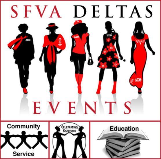 SFVA Delta events