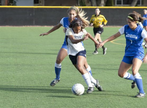 TMU women's soccer - file photo