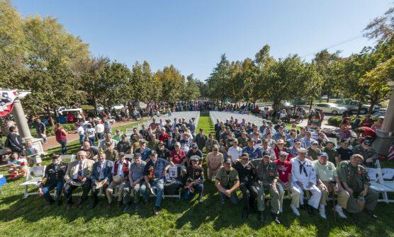 Veterans and Veterans Memorial Park