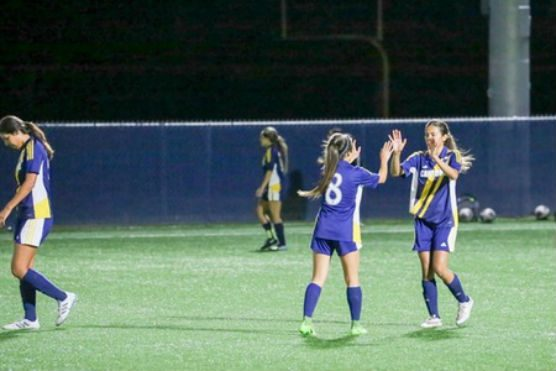 College of the Canyons women's soccer