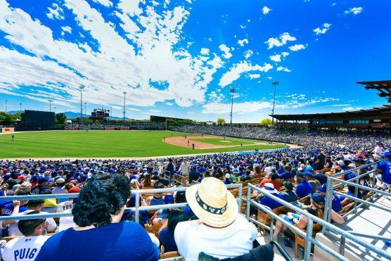 Dodgers spring training