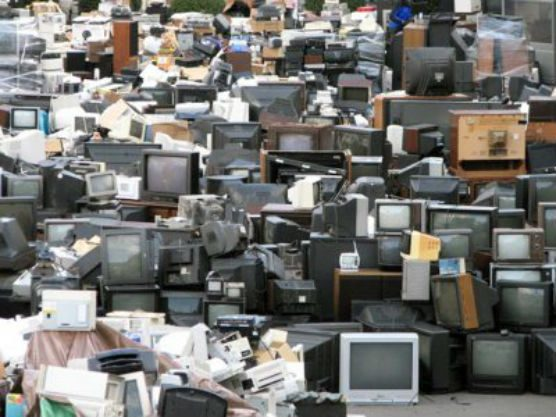 e-waste roundup file photo
